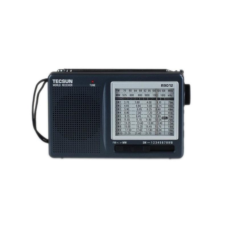 r-9012收音机袖珍式12波段