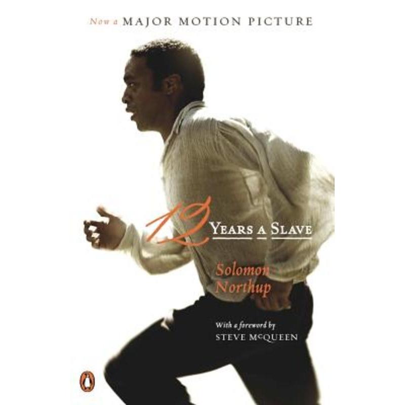 《英文原版 第86届奥斯卡最佳影片《为奴十二