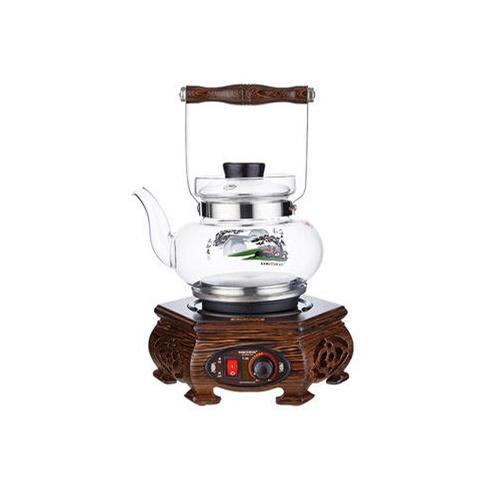 金灶t-40加厚玻璃电热水壶煮茶壶茶艺功夫茶具养生壶