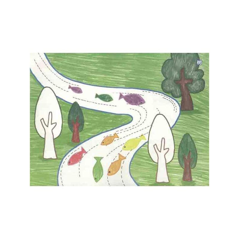 60 童心童绘系列丛书:我的彩铅笔画课  当当价 5.80 市场价 11.