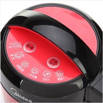 【美的官方旗舰店】Midea 美的 豆浆机 DE12G13 豆浆机1.2L不锈钢无网