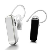【当当正品】绿帆L100立体声蓝牙耳机 通用无线耳麦 全新版本蓝牙3.0 一拖二 无线挂耳式耳机苹果4S iphone5S/C三星 小米 诺基亚华为 HTC手机电脑蓝牙耳机 精致做工大厂品质