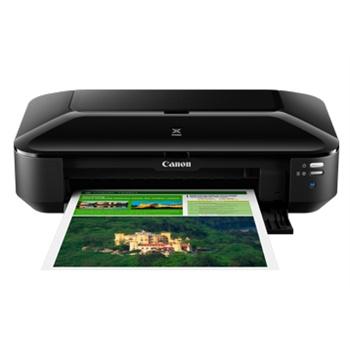 佳能(Canon)iX6880A3+商用喷墨无线打印机5色独立式双黑墨水系统双网络系统连接更加方便商用帮手