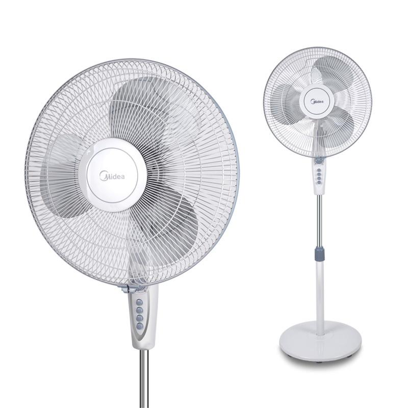 【潮顺电器专营店】midea/美的 电风扇 fs40-3g 无遥控落地扇 家用