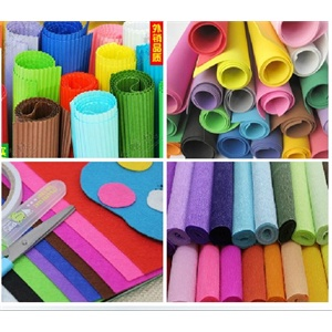 韩国文具 智慧树材料 海绵纸 皱纹纸 瓦楞纸 泡沫纸 16k 彩色手工纸
