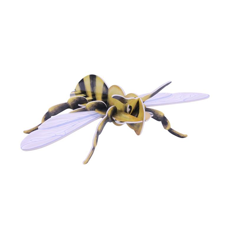 【大贸商动物/昆虫】大贸商 diy手工制作 蜜蜂立体 as