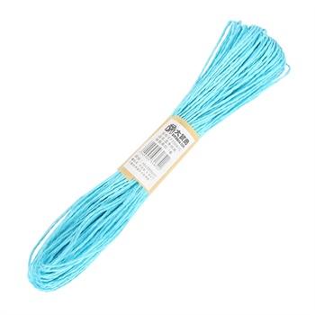 50米彩色纸绳粘贴画手工diy材料编织幼儿园