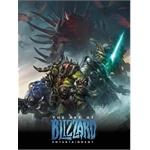 The Art of Blizzard (美版现货)这本高质量的画册在视觉上展示暴雪《魔兽世界》、《星际争霸》以及《暗黑破坏神》的历史。此书350页近800多幅个人作品,是你的藏书架上必须入手的收藏品。