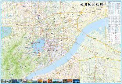 旅游精华推荐   目录  ●杭州城区地图●杭州交通旅游图●浙江省主要
