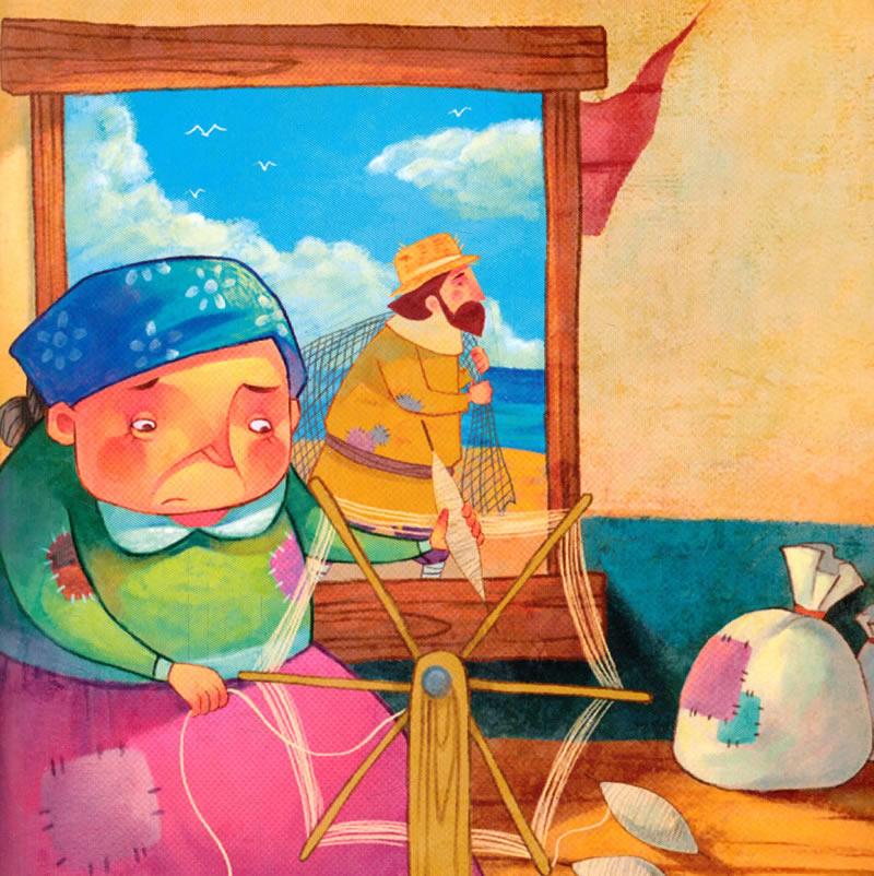 英汉双语版的童话故事以其精美的绘画