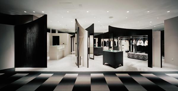 世界门店橱窗设计:服饰篇