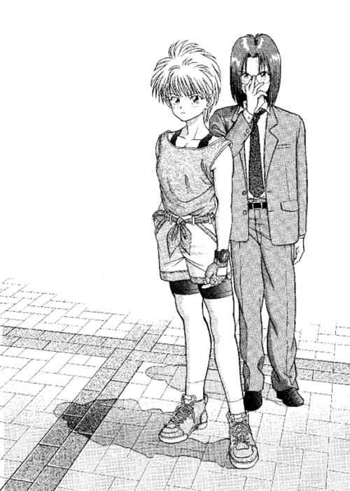【th】日本漫画手绘技法经典教程3:男孩子的画法 林晃 中国民族摄影