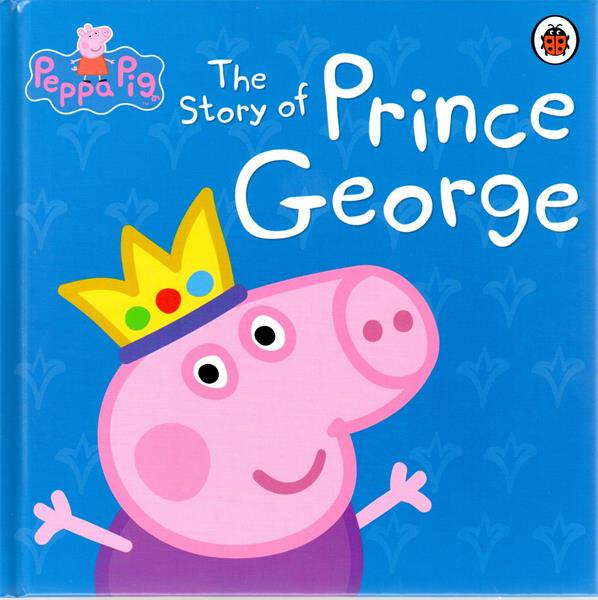 story小猪佩奇和乔治的四个