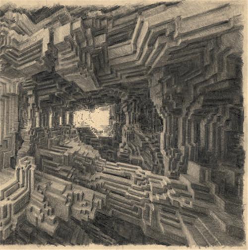 欧式建筑外观底座