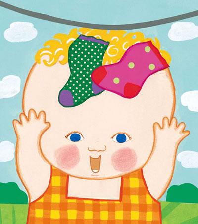 【婴儿读物童书】亲爱的宝宝绘本·撕不烂珍藏版