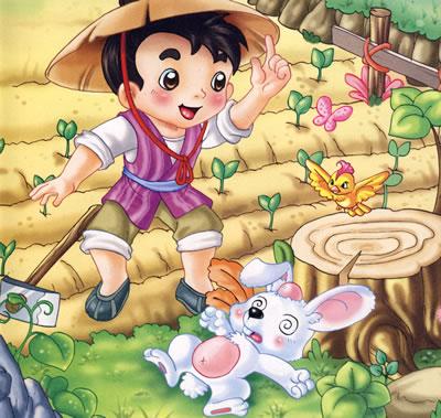 陪伴中国漫画成长的:经典成语故事(赠vcd)H男宝宝暖图片