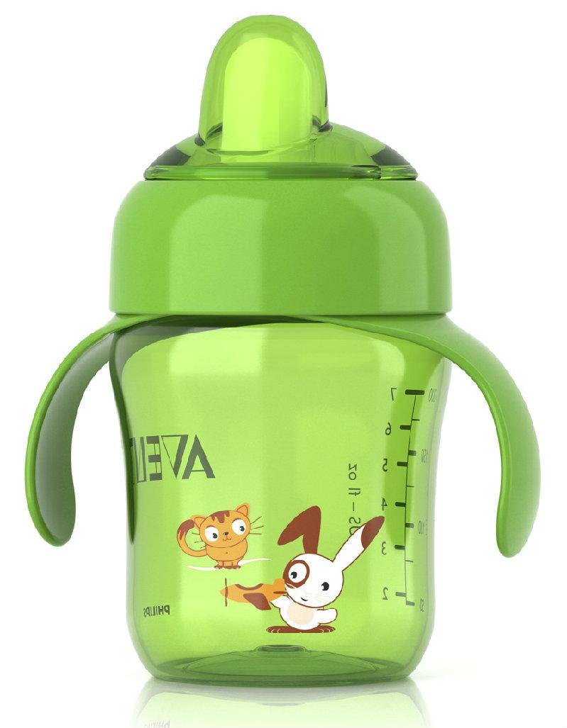 avent 的创新设计  magic valve 神奇的瓣膜能防止杯子漏水,而在宝宝图片