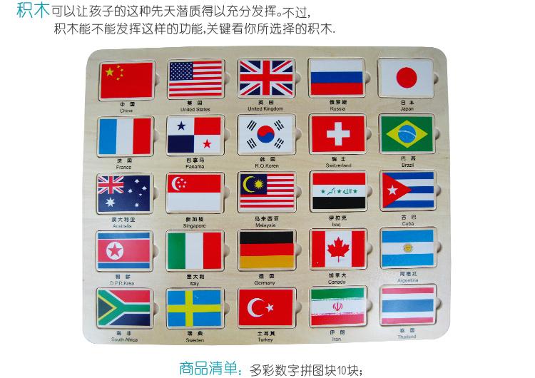 拼图由25个国家的国旗组成 : 世界 国名 : すべての講義