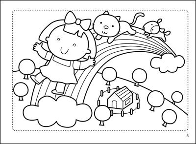 幼儿火车简笔画图步骤