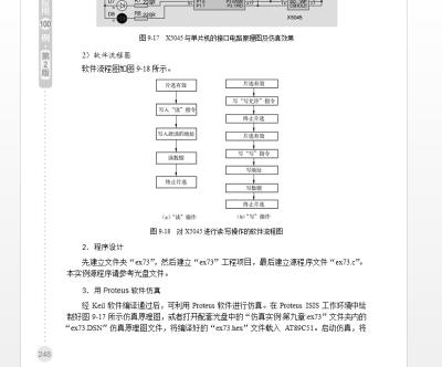 实例91:串/并转换器在1602lcd显示电路中的应用