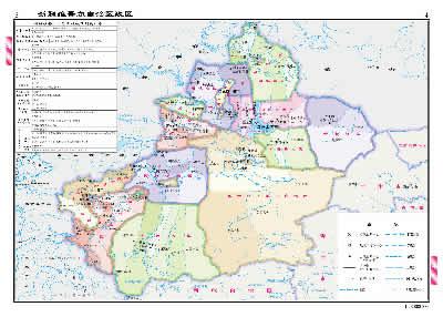 库车县旅游景点地图