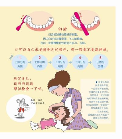 保护牙齿,预防蛀牙!