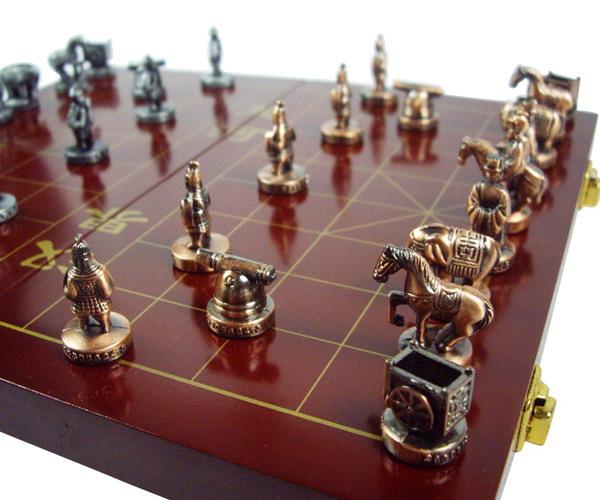 中国象棋立体棋盘素材分享展示