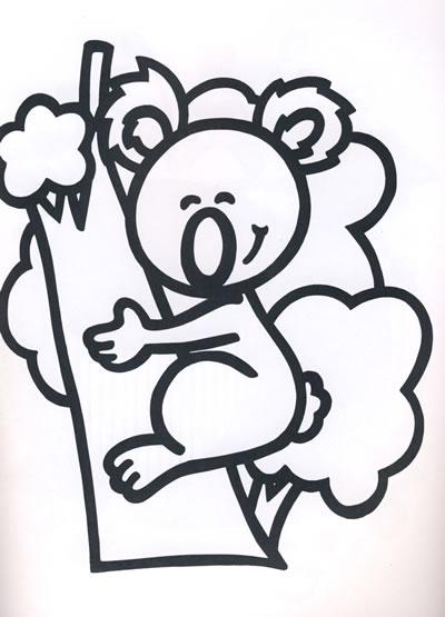 手绘涂色用什么笔
