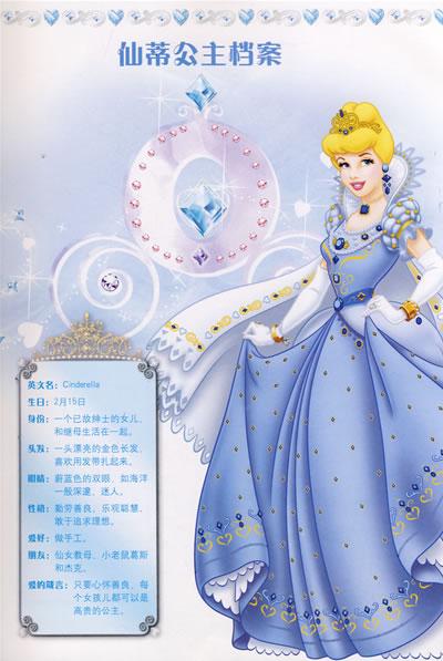 灰姑娘等7位著名迪士尼公主的30多个关于爱的故事:白雪公主关爱小动物
