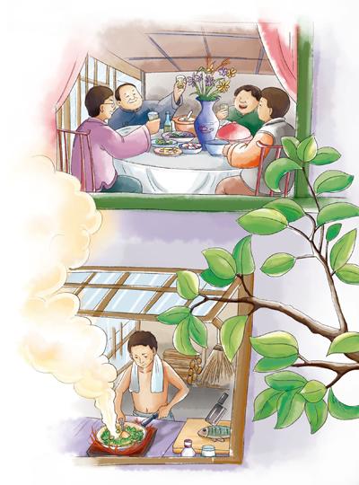 小学生读名家手绘彩色插图版(全五册)(语文新课标必读丛书 纯手绘彩色