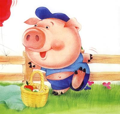 小猪胖胖(婴幼儿读物)