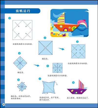 创意手工游戏书(交通工具)-小蜗牛智慧丛书