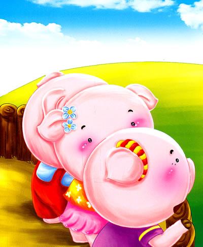 (当啷123网) 三只小猪