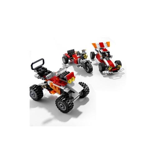 再特价:LEGO 乐高 L5763 创意百变 沙漠赛车