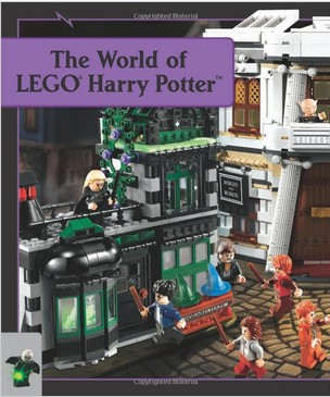 Lego: Harry Potter Building the Magical World 乐高玩具书:哈利波特(含哈利波特人偶)